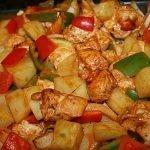 Как приготовить картофель «по-семейному»
